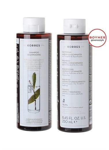 Korres Korres Laurel & Echinacea Şampuan 250ml Renksiz